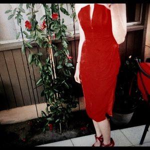 Beautiful NBD Red Dress 🌹